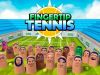 Fingertip-tennis