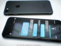 iPhone 7 nero spaziale
