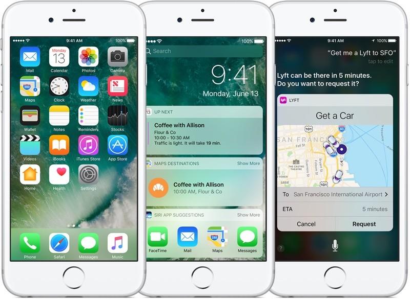 come vedere la versione ios su iphone 5