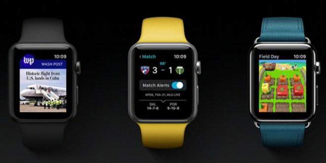 Apple Watch 3 arriverà in autunno con un nuovo display