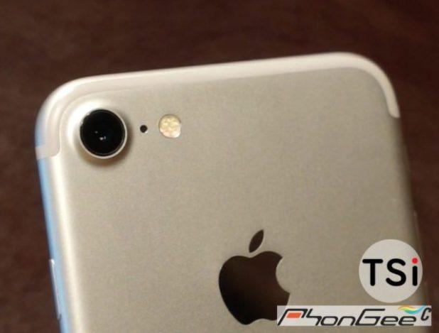 iPhone 7 ultime immagini