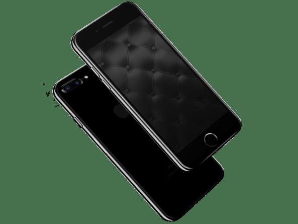 sfondi della settimana nero iPhone 7