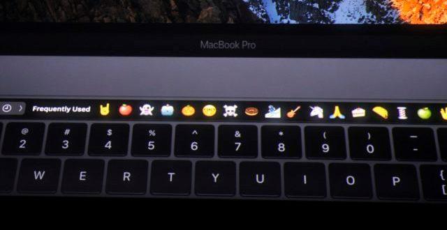 TouchBar 2017 per MacBook Pro 13, un valido aiuto per giochi e intrattenimento online