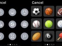 inviare emoji da apple Watch