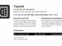 Touchè app
