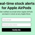 Acquistare AirPods negli Apple Store