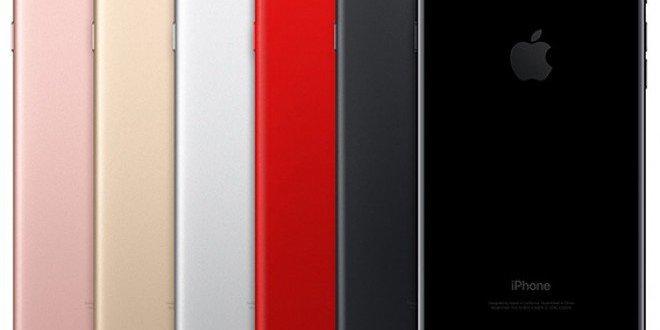 iPhone 7S rosso, possibile arrivo di un nuovo colore nel 2017