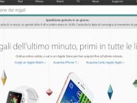 spedizione prodotti Apple