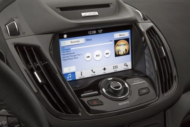Amazon Echo sulle auto Ford
