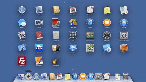 come cancellare le applicazioni dal Mac