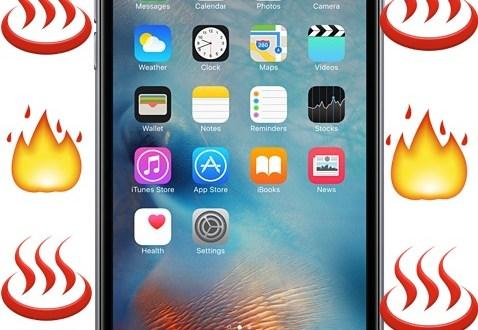 iPhone si surriscalda? Ecco i suggerimenti per risolvere il problema