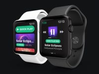 Spotify su Apple Watch