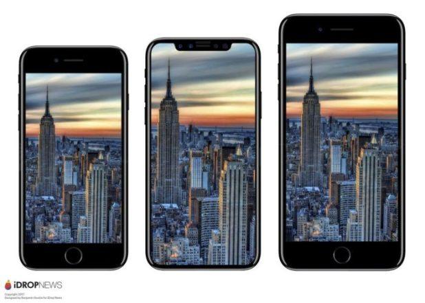 Dimensioni iPhone 8