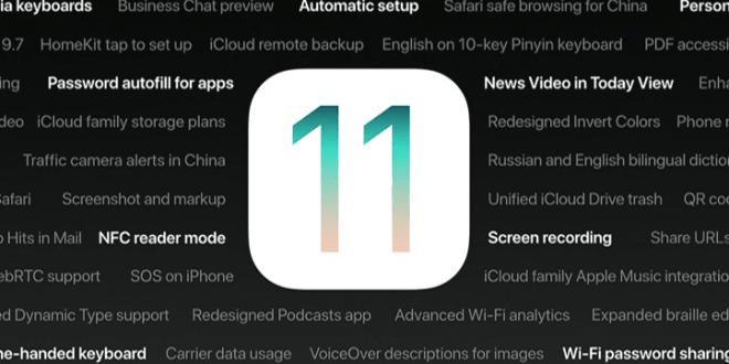 iOS 11.1 beta 1 scopriamo tutte le novità e link download