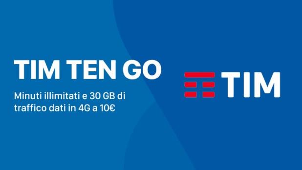 TIM Ten Go 30 GB
