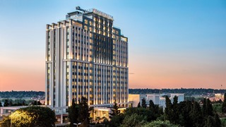 HOTEL DOUBLE TREE TOPKAPI