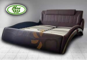 bed leather