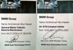 bmw services cert general