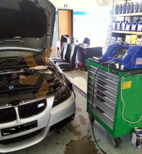 fuel engine cleaning