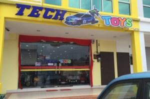Tech Toys Showroom melaka