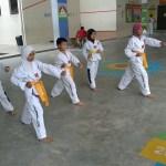 lady taekwondo teacher melaka