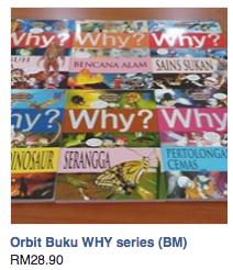 orbit buku Why series