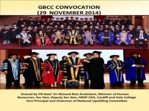 GBCC malaysia convo