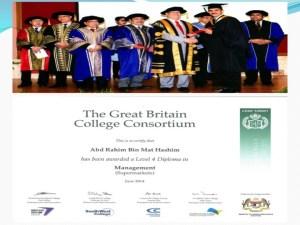 british college diploma