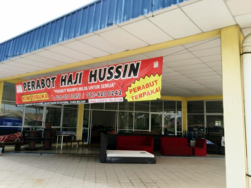 how to recycle my sofa second hand corner perabot haji hussin | used furniture malaysia local ...