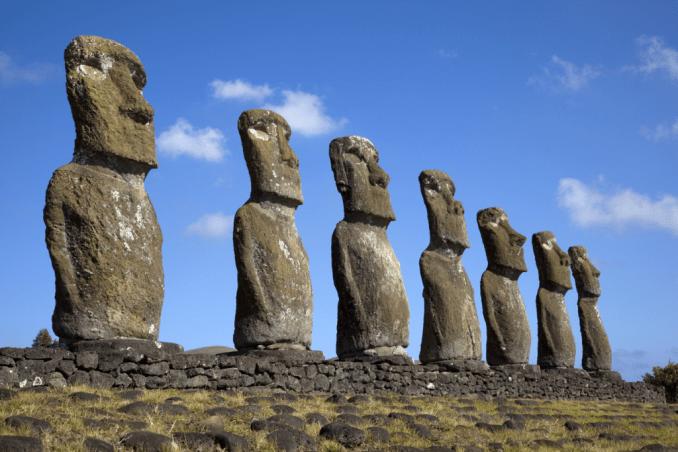 documentação viagens America Sul