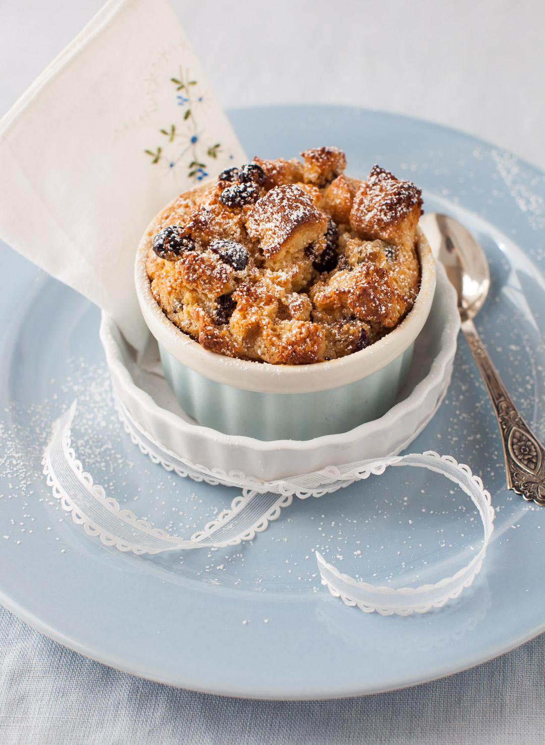 Rum-Raisin Bread Pudding - the Perfect Valentine's Day ...