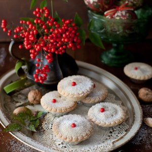 Whisky-Laced Mince Tarts - Holiday Tradition