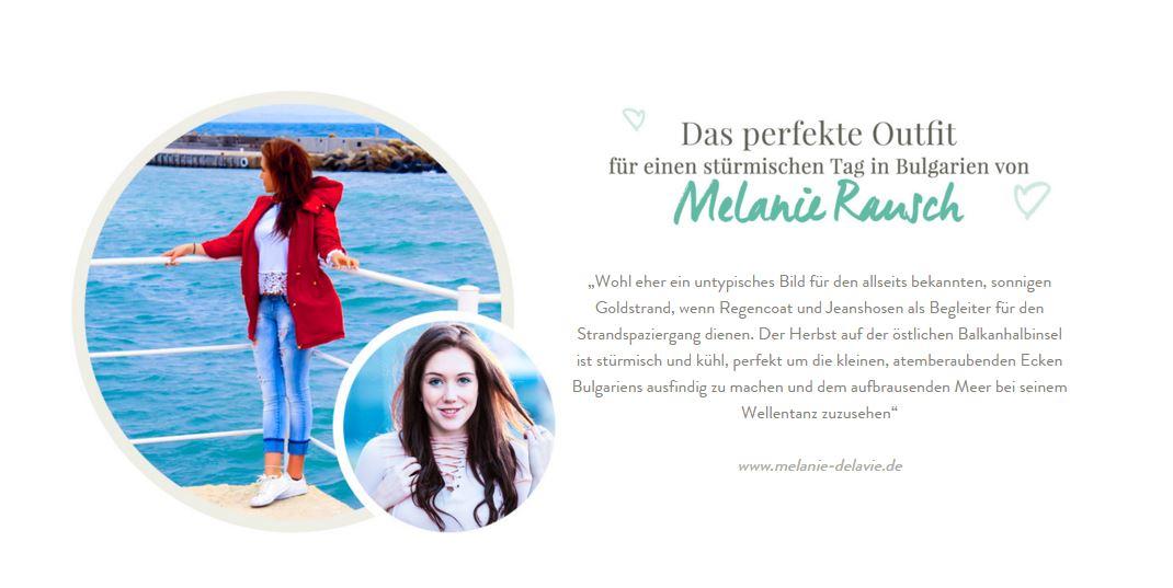Feature von Melanie