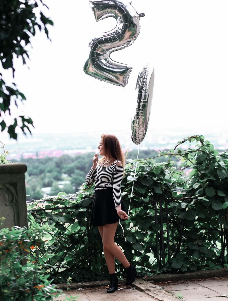 ich liebe meine Luftballon zahlen