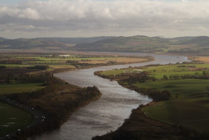 River Tay, Perthshire, Scottish Travel Blog