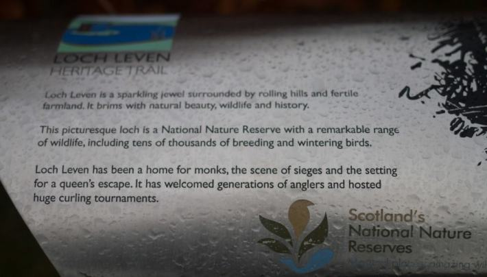 RSPB Loch Leven, Scottish Travel Blog