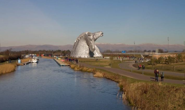 The Kelpies, Falkirk, Scotalnd Travel Tips