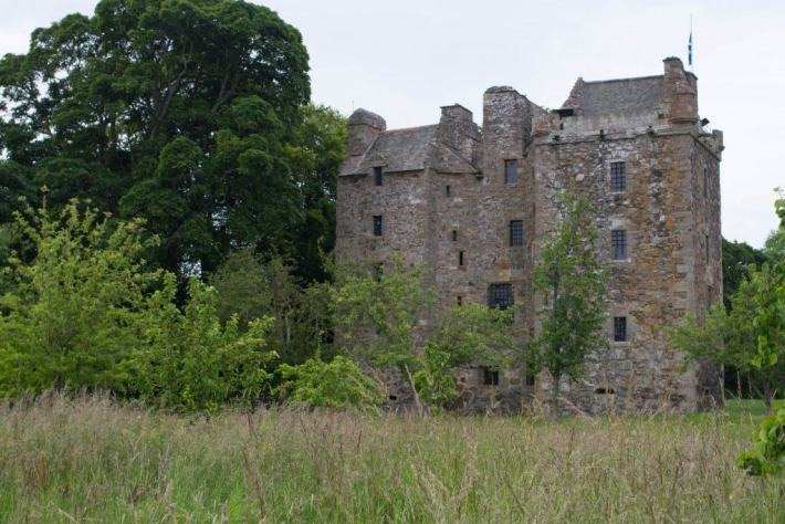 Elcho Castle, Perthshire, Scotland Travel Guide