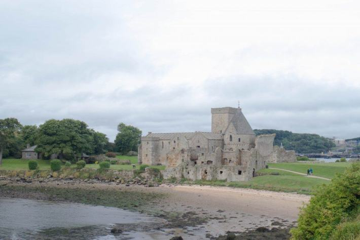 Inchcolm Abbey, Edinburgh, Scottish Travel Blog