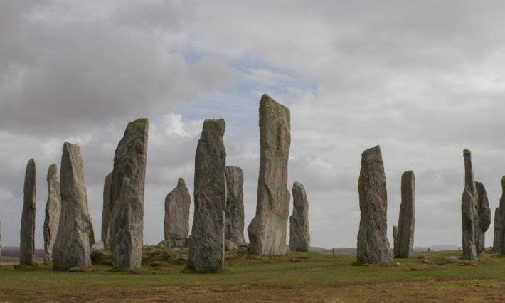 Calanais Stones, Isle of Lewis, Scotland Travel Guide