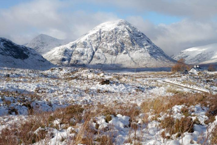 Glen Coe, Travel Guide, Scotland, Winter in Scotland