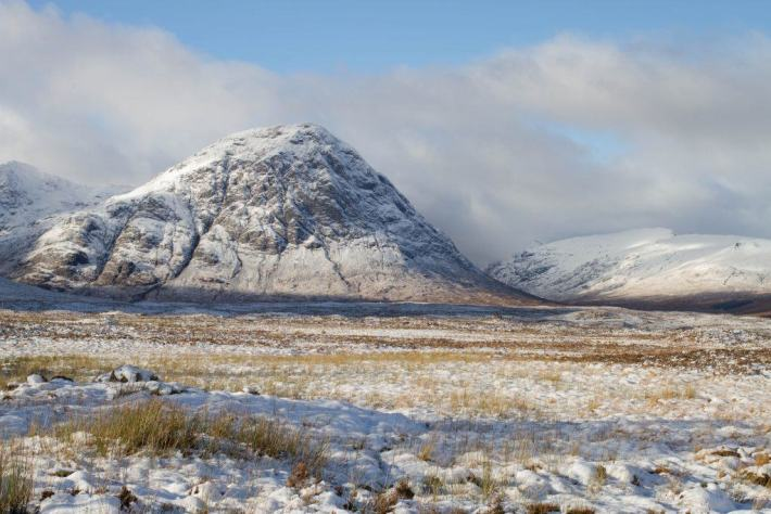 Glen Coe, Scotland in Winter, Scottish Travel Tips