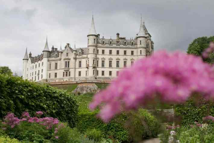 Dunrobin Castle, Scotland, Scotland Travel Guide
