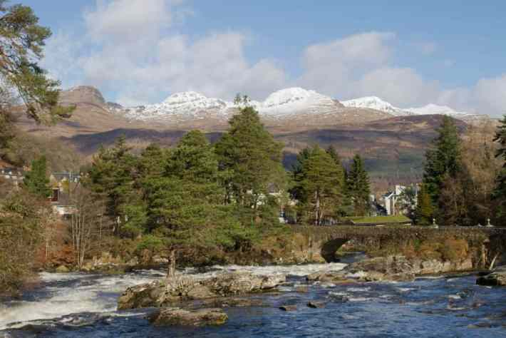 Killin, A Scotland Travel guide