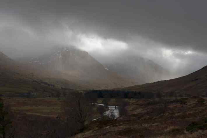 Glen Lyon, Perthshire, Scotland Travel Guide