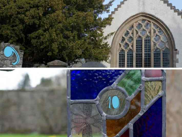 Fortingall Yew, East Neuk Glass