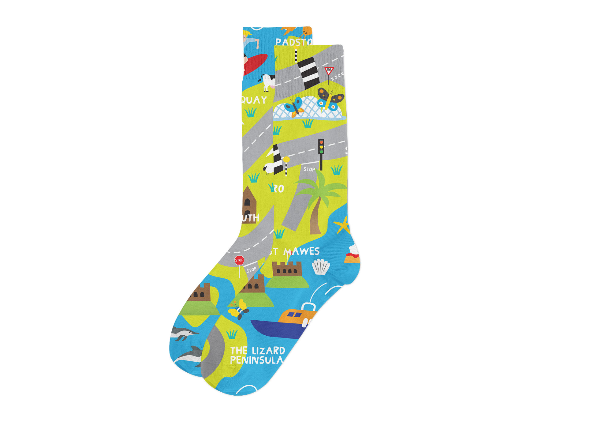 Cornwall-Hippo-Mat-Socks-Melanie-Chadwick