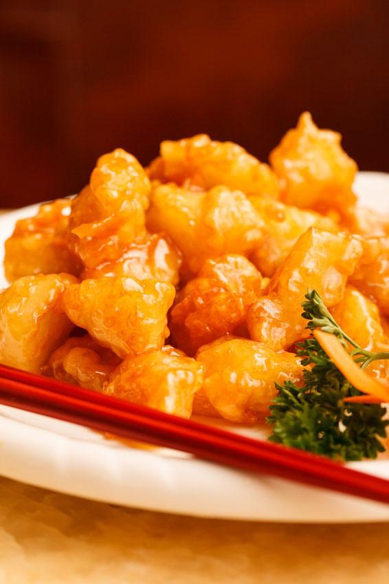 Homemade Chinese Sweet & Sour Chicken Recipe - Melanie Cooks