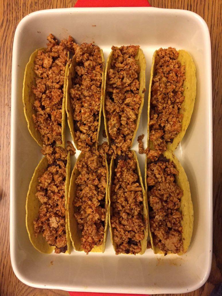 Chicken Tacos Mango Salsa