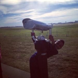 son on telescope